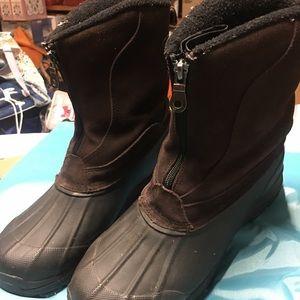 Bass winter boots